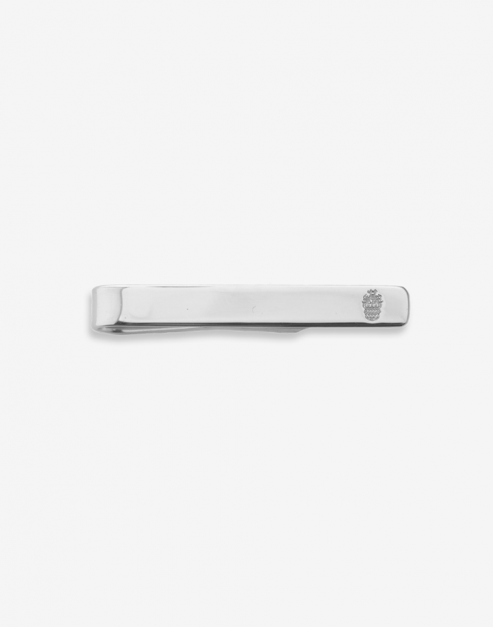 0b91b0adf5ba Engraved Tie Clip, Sterling Silver