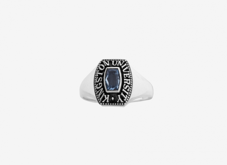 Classic Imperial in Sterling Silver, 13mm