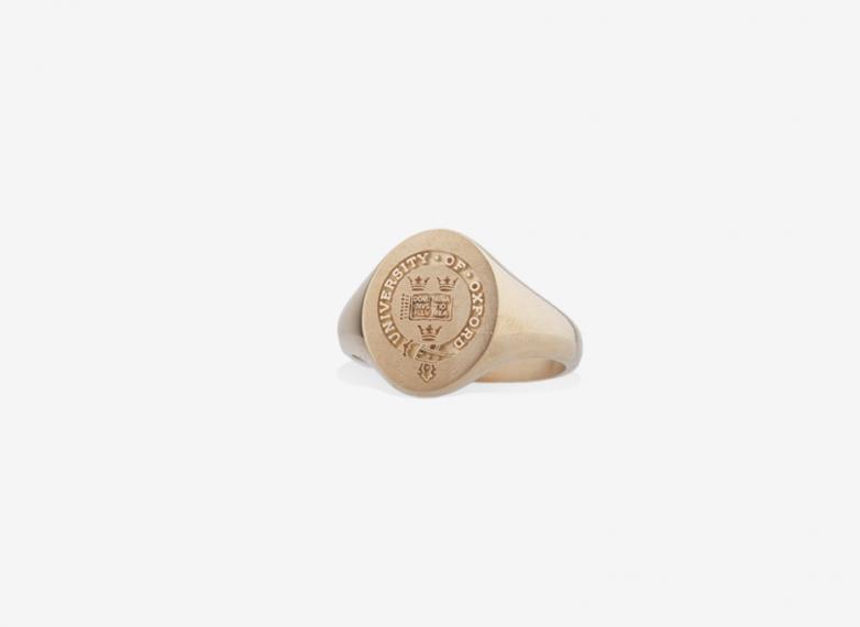 Classic Sebald Seal in Gold, 14.5mm