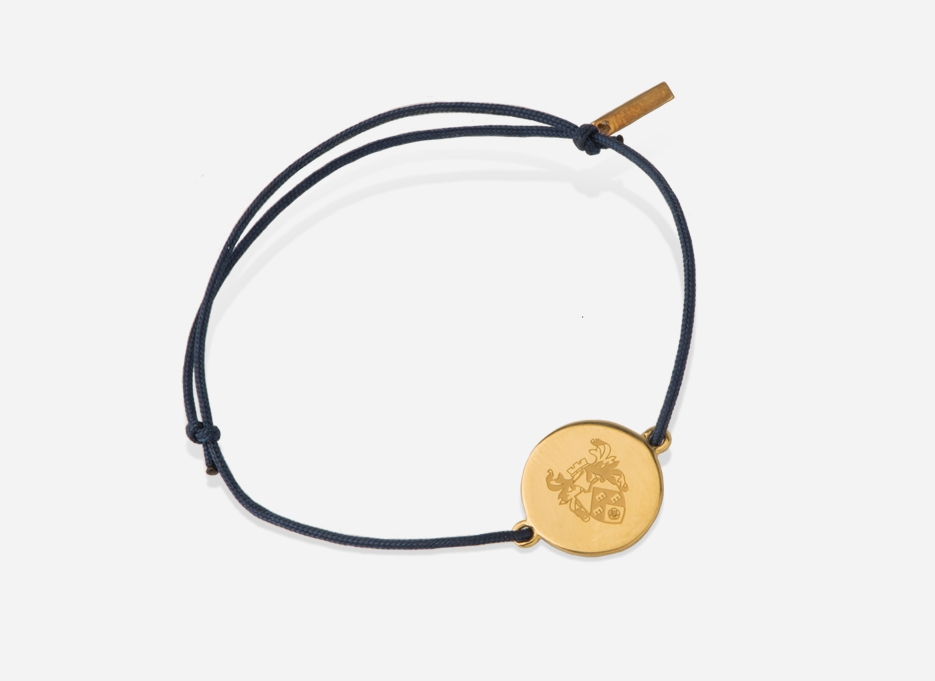 Frances Bracelet | 18ct Yellow Gold Plated Sterling Silver