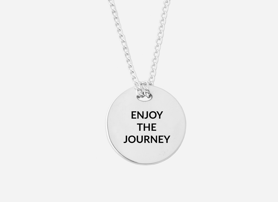 Ines Necklace | Sterling Silver