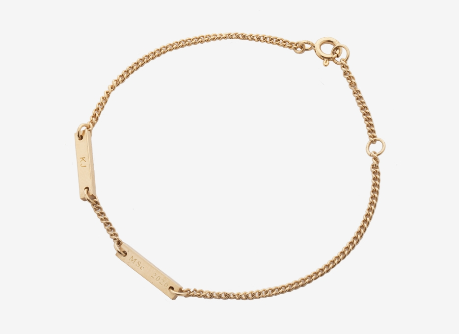 Isabel Bracelet | 18ct Yellow Gold Plated Sterling Silver