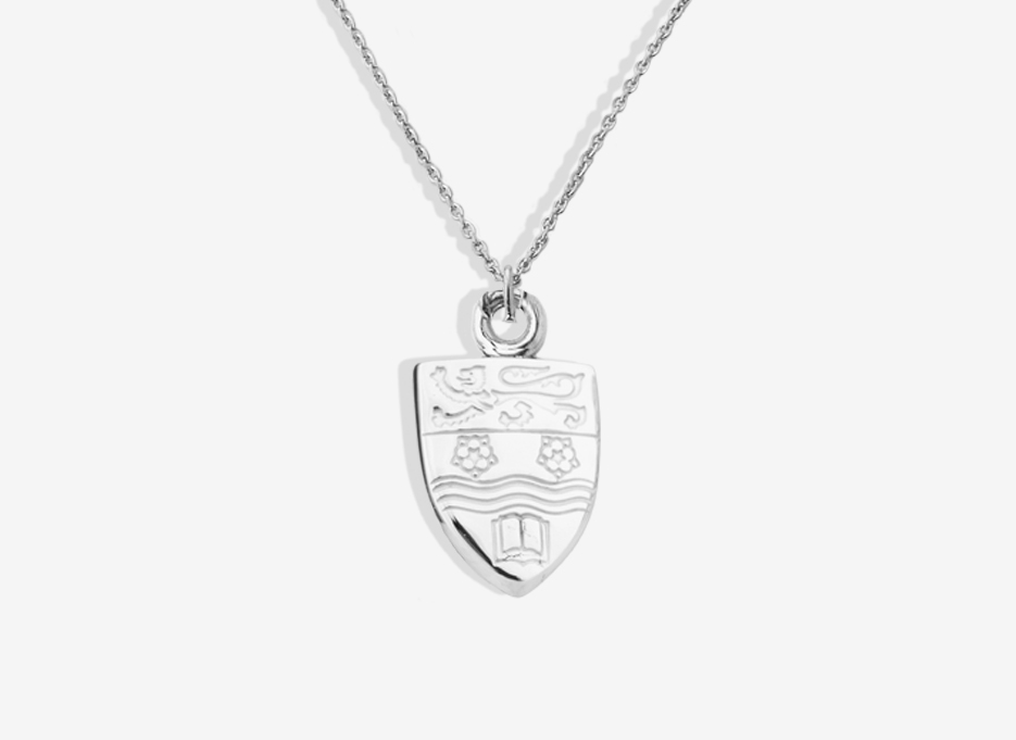 Ava Necklace   Sterling Silver