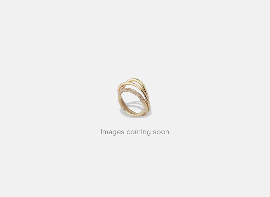 Medium Signet in Gold, 15mm