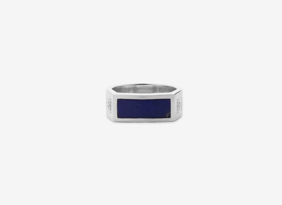 Clissold Flat Seal, Sterling Silver