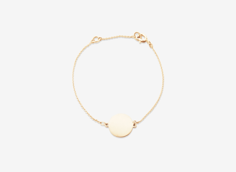 Lena Bracelet | 18ct Yellow Gold Plated Sterling Silver