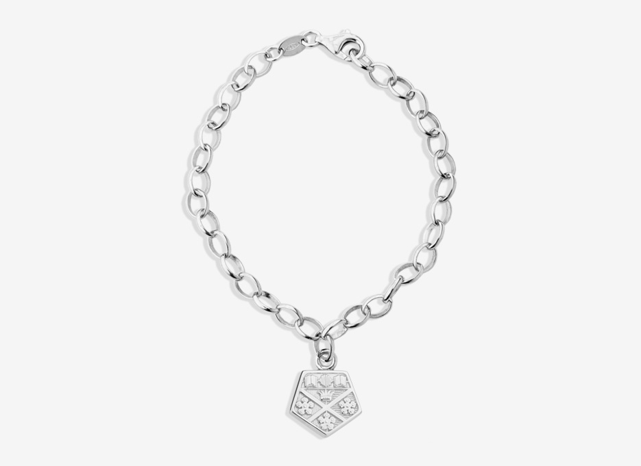 Stella Bracelet | Sterling Silver