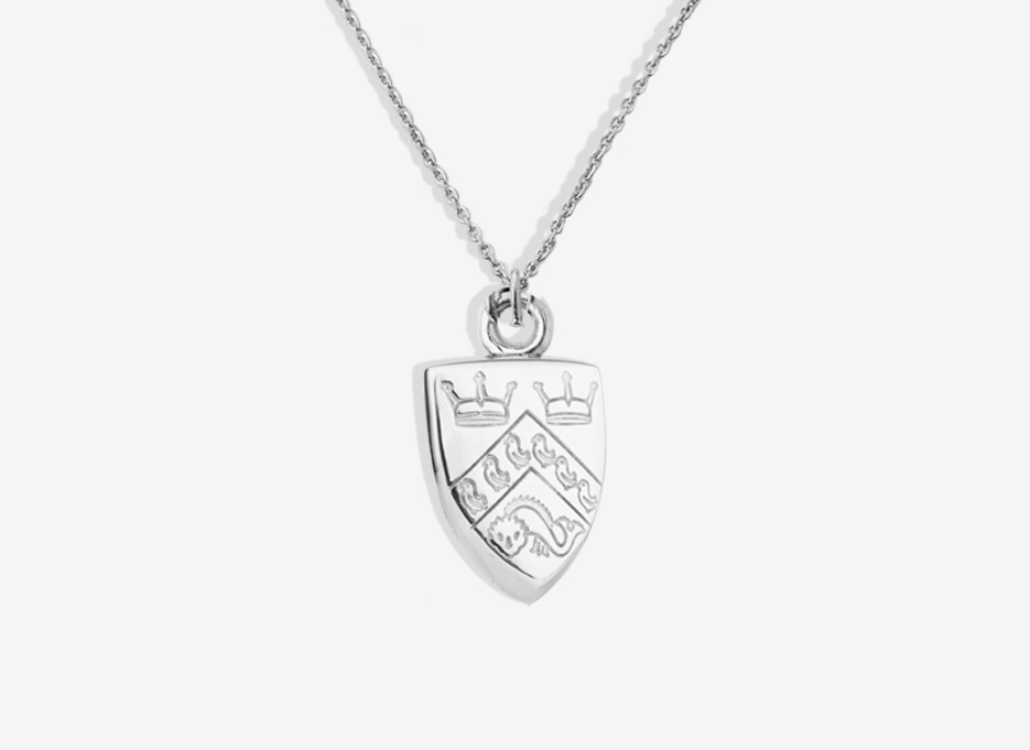 Ava Necklace | Sterling Silver